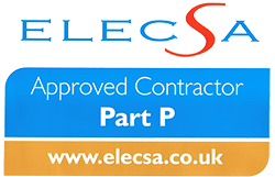 ELECSA - Approved Contractor - Part P
