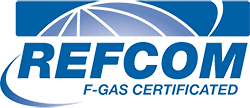 REFCOM - F-Gas Certified